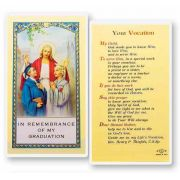 Your Vocation - Guidance Prayer Holy Card - (Pack Of 31)